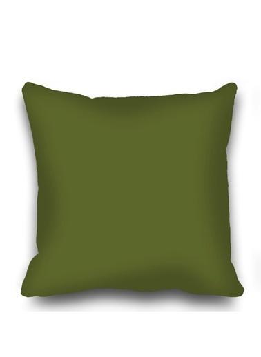 Kozzy Home Dekoratif Yastık Yeşil